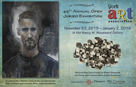 45th Annual Open Juried Exhibition