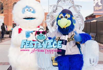 FestivICE: York's Winter Ice Festival