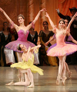 The Sleeping Beauty: Performed by the Moscow Festival Ballet
