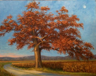 Marion K. Stephenson: From Oils to Pastels and Back Again