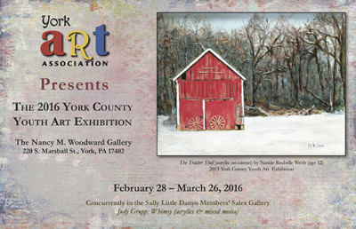 York County Youth Art Exhibition