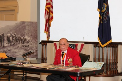 ALLVETS Roundtable Welcomes Tom Gibson