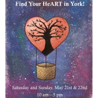Find Your HeART in York