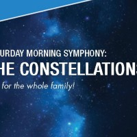 Saturday Morning Symphony: The Constellations