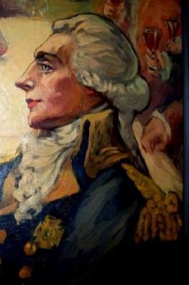 Second Saturday Lecture Series: The Marquis de Lafayette