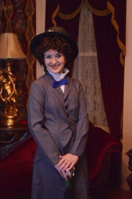 Steam Into History Presents: Mary Poppins on the Glen Rock Express