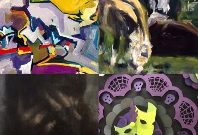 The Fellowship: Recent work by Rita Whitney, Kree Wiede, Dillon Samuelson and Anya Felch