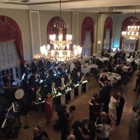 Vintage 1950 Armed Forces Ball