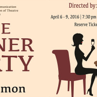 York College Division of Theatre Presents: The Dinner Party by Neil Simon
