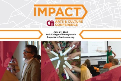 Impact Arts and Culture Conference