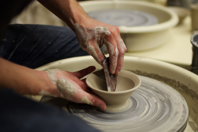 Ceramics: Throwing and Handbuilding