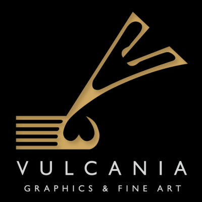 First Fridays @ Vulcania Graphics & Fine Art
