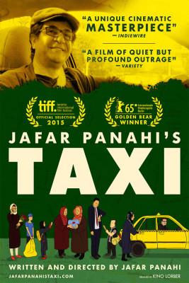 Jafar Panahir's Taxi