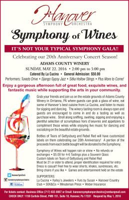 Symphony of Wines