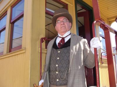 J.W. Gitt and the Glen Rock Express
