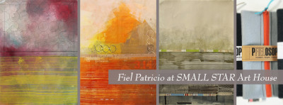 Meet the Featured Artist at SMALL STAR Art House: Fiel Patricio