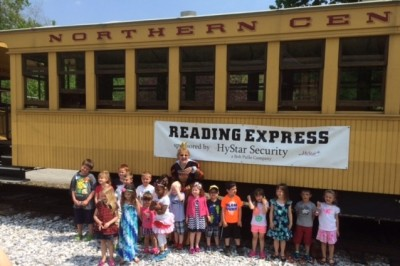 Reading Express from New Freedom