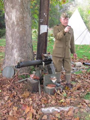 World War I Encampment