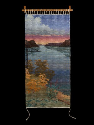 Foreign Near: Landscape Weavings by Phyllis Koster