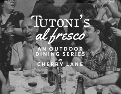 Tutoni's Al Fresco
