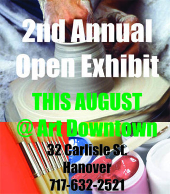 2nd Annual Open Exhibit