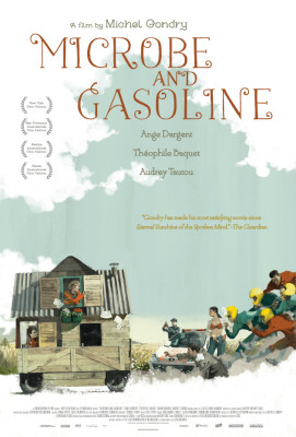 "Film: "" Microbe & Gasoline"" (French)"