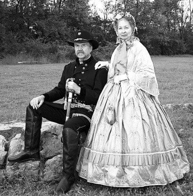 Ride the Rails with Joshua and Fanny Chamberlain- Glen Rock
