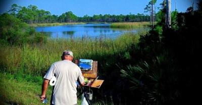 Waterworks Art Project: Plein Air Picnic