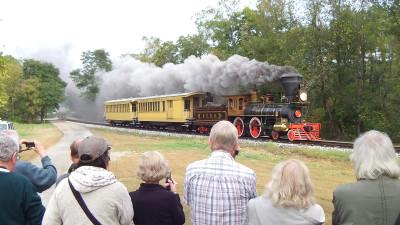 Rail Fan Photo Day w/Trains Magazine photographer Steve Barry