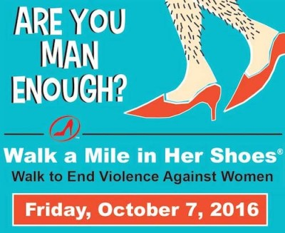 Walk A Mile In Her Shoes Ywca