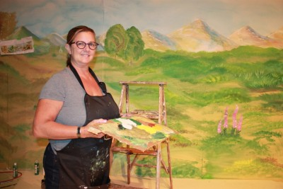 Paint Night at DreamWrights