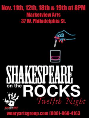 Shakespeare on the Rocks - Twelfth Night