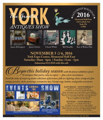 The Greater York Antiques Show