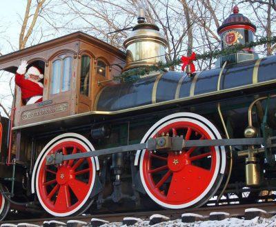 Santa Sing-a-long Caroling Express