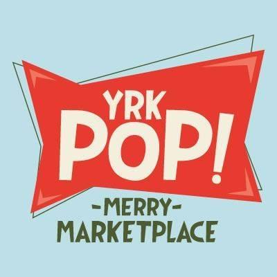 YRK Pop: Merry Marketplace