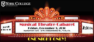 York College Opera/Musical Theatre Cabaret