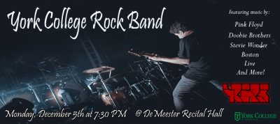 York College Rock Band