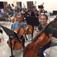 York Junior Symphony Orchestra Spring 2017 Concert