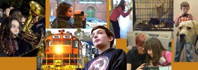 York Storykids Video Showing