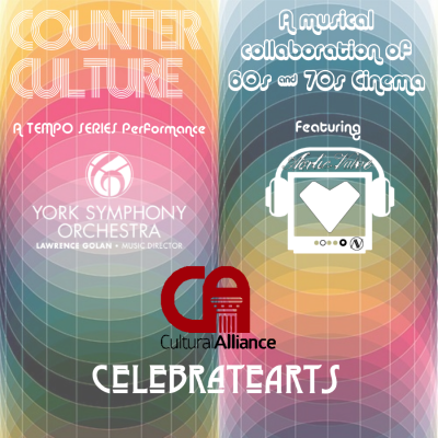 CeLeBRaTeARTS Week Presents: COUNTERCULTURE