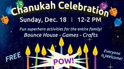 Annual Chanukah Celebration