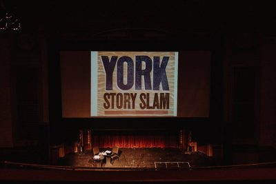 Second Annual York Story Slam Grand Slam