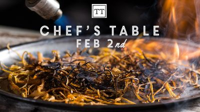Tutoni's Chef's Table to Benefit DreamWrights Center for Community Arts