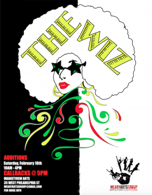 Auditions - The Wiz 2017