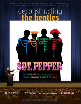 Film: Deconstructing The Beatles Sgt Pepper