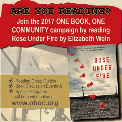 Rose Under Fire Book Club Discussion
