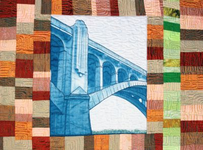 Sue Reno: Life Along the River, Narrative Art Quilts Depicting the Susquehanna River & its Environs