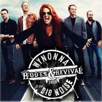 Wynonna & The Big Noise - Roots & Revival Tour