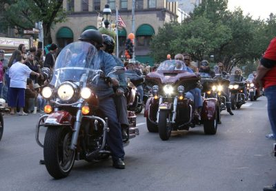 23rd Annual York Bike Night