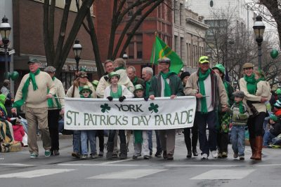 35th Annual York Saint Patrick's Day Parade